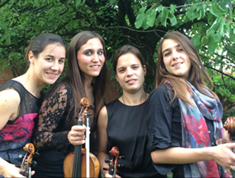 Quatuor Lunaria